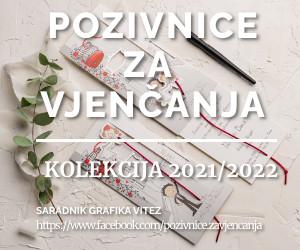 Pozivnice za vjencanja 2021 i 2022, grafika vitez